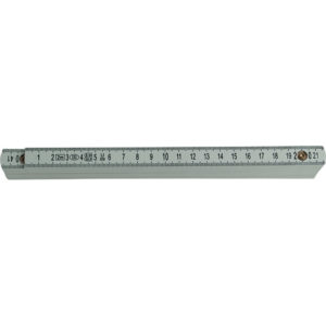 AMW Duimstok PVC 2m