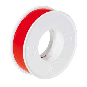 Friedrich Isolatietape VDE rood B=100 mm L=10 mtr.