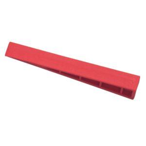 Friedrich Kunststof Wig 1000V 165x20x30mm  polyamide rood