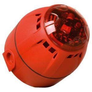 Compro Combi Chiasso 100 Razor Deep IP65 Rood